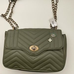 NEW Express Purse~ Olive Green